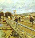 Footbridge at Argenteuil
