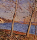 Riverbank at Veneux