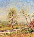 Road at Veneux