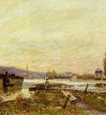 Saint Cloud Banks of the Seine