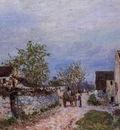 Street in Veneux