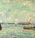 The Seine at Point du Jour