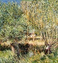 Willows on the Banks of the Orvanne