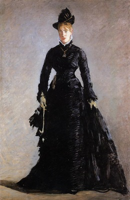 La Parisienne Study of Ellen Andree