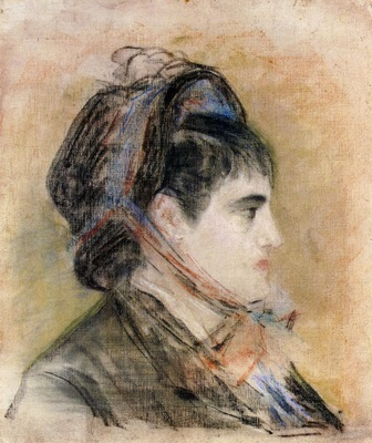 madame jeanne martin in a bonnet