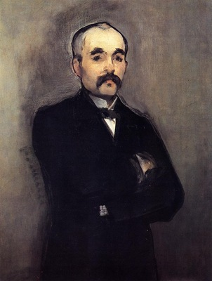 portrait of clemenceau 1879