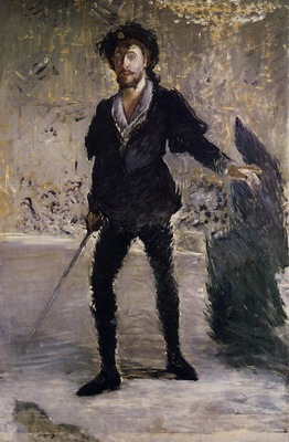 portrait of faure as hamlet 1876