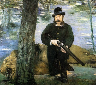 portrait of m  pertuiset the lion hunter 1880