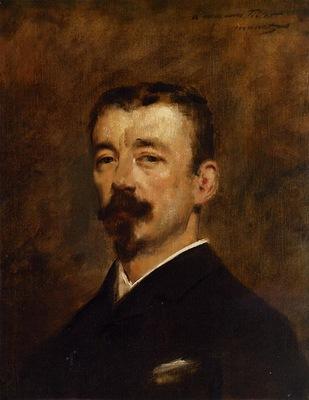 portrait of monsieur tillet