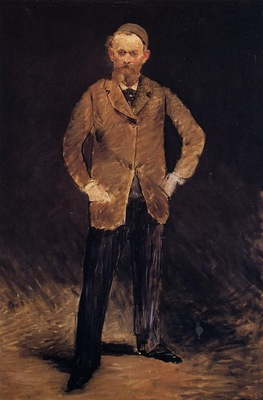 self portrait with skull cap 1878