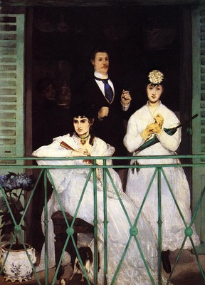 the balcony 1868