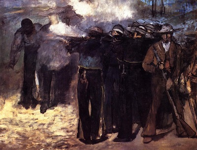 the execution of the emperor maximilian 1867