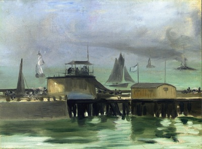 the jetty at boulogne
