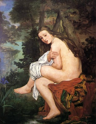 the surprised nymph 1859