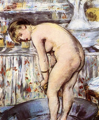 woman in the tub 1878
