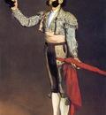 a matador also known as matador saluting 1866
