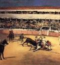 bullfight 1865