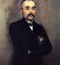 portrait of clemenceau 1879