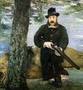portrait of m  pertuiset the lion hunter 1880
