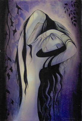awakening original painting