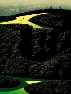 carmel valley canyon