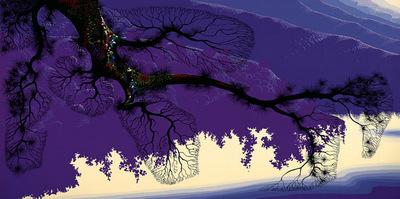 purple coastline