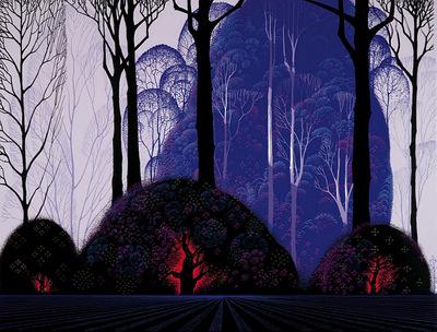 purple eucalyptus