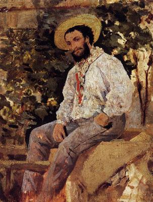 Diego Martielli in Castiglioncello