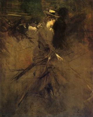 en promenade 1904