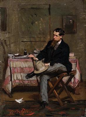 il pittore vincenzo cabianca