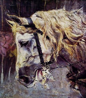 La Testa di un Cavallo