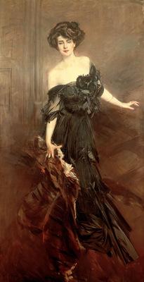 Mademoiselle de Nemidoff