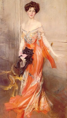 portrait of elizabeth wharton drexel