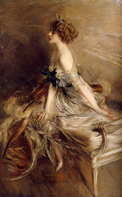 portrait of princess marthe lucile bibesco