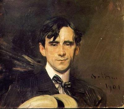 portrait of sem georges goursat