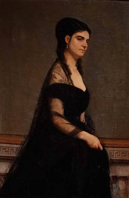Portrait of the Contessa G Tempestini