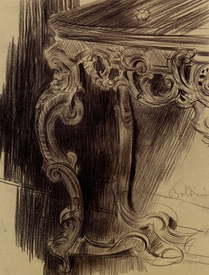 Study of a Table