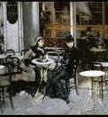 Conversazione al Caffe