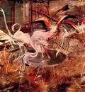 ibis del palazzo rosa a vesinet