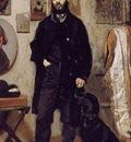portrait of giuseppe abbati