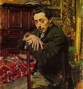 Ritratto del Pittore Joaquin Araujo Ruano