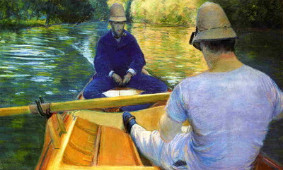 boaters on the yerres