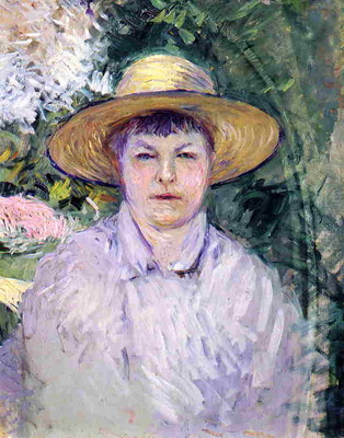 portrait of madame renoir