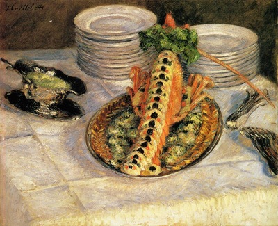 still life with crayfish 1880