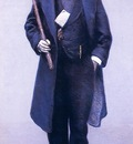 portrait of paul hugot