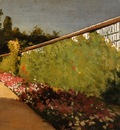 the wall of the kitchen garden yerres 1875