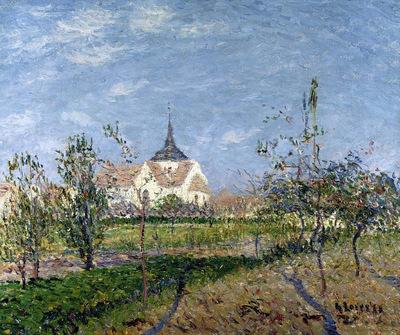 Church at Notre Dame at Vaudreuil