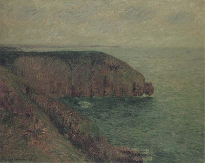Cliffs at Fecamp