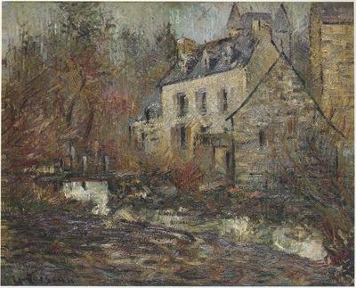Moulin Simondou a Pont Aven