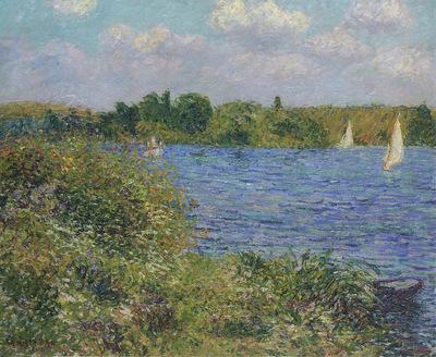 port joie at the seine